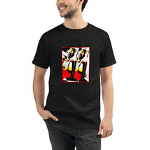 Rock Guitar Unisex Organic T-Shirt Eco Friendly Men and Women Sustainable - $31.68+
