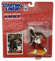 Gary Payton 1997 Starting Lineup Kenner Action Figure 10th Year Edition ... - $9.49