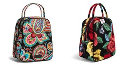 Vera Bradley Lunch Bunch Lunch Bag NewWT Color Choice MOTHERS DAY SALE - £15.80 GBP
