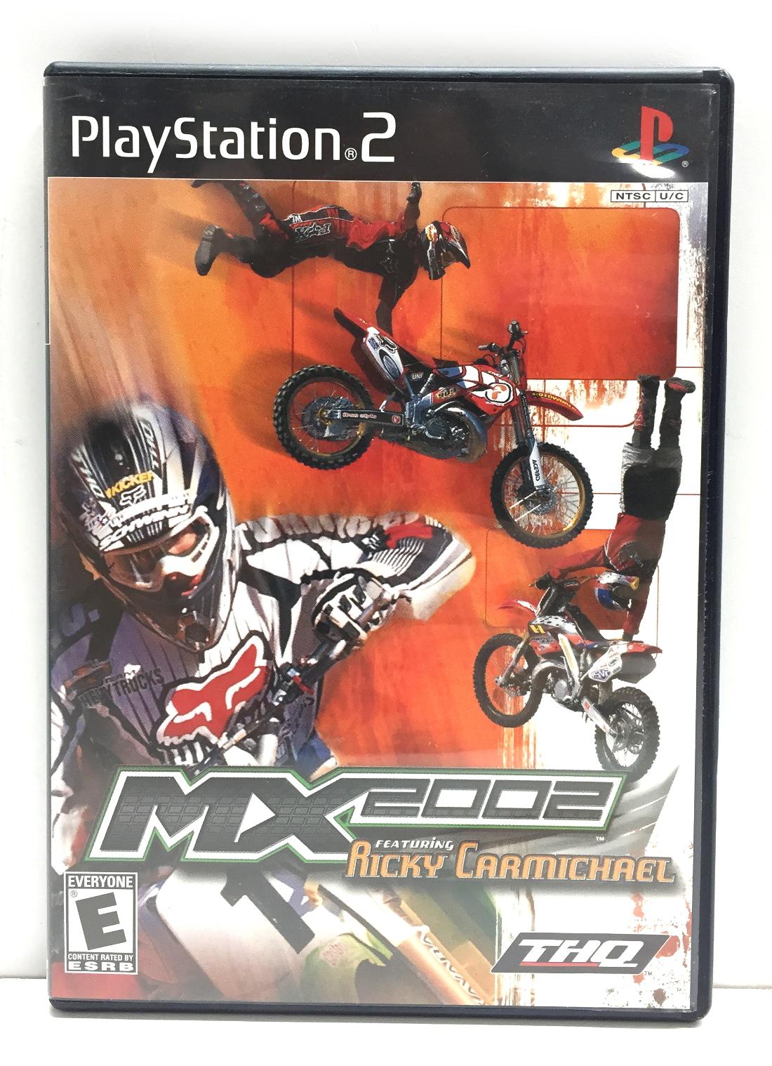 Sony Game Mx 2002 - $8.99