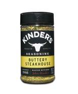 Kinders Organic Buttery Steakhouse BBQ Seasoning USDA Certified 10.4 oz ... - $27.67