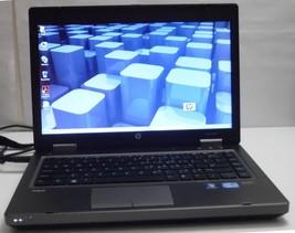 "HP Probook 6460b 14"" Laptop Core i5 2.5ghz 320GB 4GB WIN 10 PRO OFFICE W... - $165.52"