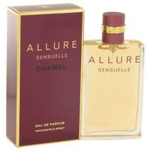 Chanel Allure Sensuelle Perfume 1.7 Oz Eau De Parfum Spray  image 2