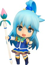 Bless me in this wonderful world! Aqua ABS&PVC Movable Figure konosuba N... - $128.99