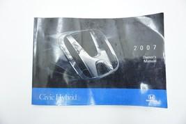 2007 Honda Civic 4 Door Owners Manual OEM - $29.99