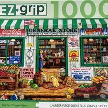 MasterPieces EZ Grip General Store Oversized 1000 Pcs Puzzle Complete - $11.87