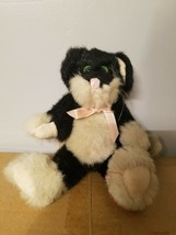 "Boyds Bears Byron Jointed Plush 8"" Cat - $6.99"