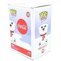 Funko Pop! Ad Icons Coca-Cola Polar Bear #58 Vinyl Action Figure image 3