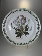 Portmeirion Botanic Garden Dinner Plate Christmas Rose (OLDER BACK STAMP) - $23.33
