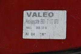 08-10 BMW E64 M6 650i LCI Outer LED Taillight Combo Lamp Passenger Right RH image 5