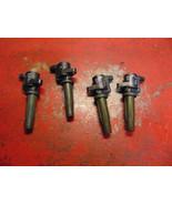 06 07 05 04 Mazda 3 2.3 oem 4 pack ignition coil set 4m5g-12a366-bc coils - $19.79