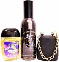 Bath & Body Works Comfort Room Perfume & PocketBac & Holder Set - $20.22