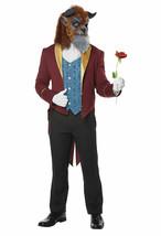 California Costumi Libro di Racconti Beast Beauty da Uomo Adulto Hallowe... - $52.27