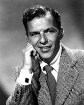 Frank Sinatra Rare 1940'S Pose 16x20 Canvas Giclee - $69.99