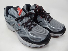 New Balance 510 v3 Size 9.5 M (D) EU 43 Men's Trail Running Shoes Gray MT510RG3