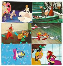 CINDERELLA Trading Card Set Mint in Plastic Case 90 Cards  - $9.95