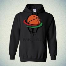 00185 BASKETBALL FIBA Hungary Hoodie Unisex Hooded Sweatrshirt with Fast... - $25.99+