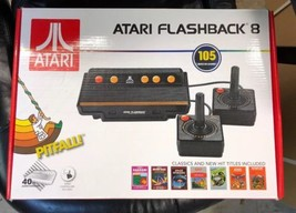 ATARI Flashback 8 AR3220 Classic Game Console with 105 Built-in Games - $11.87