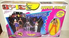 New SEALED SHARP ✰✰ Spice Girl Super Stage doll collection ✰ XCLSV figur... - $45.99