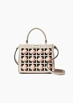 NWT Kate Spade Ainslie Street Etta Stone Embellished Leather CrossBody Bag - $165.95