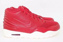 Nike Air Entertrainer Size 9.5 Men Varsity Red New Rare Legit Brilliant Comfort - $108.89