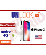 Unlock metro iphone x clean and financed  unlock 7thgrid thumbtall