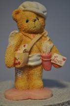Cherished Teddies - Sent With Love 103551 - Sent with Love - Boy Bear Cupid - $11.18