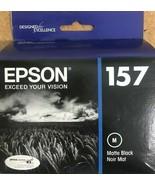 Epson - T157820 - UltraChrome K3 Original Ink Cartridge - Matte Black  - $49.45