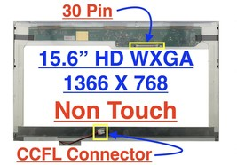 Laptop Lcd Screen For Sony Vaio VGN-NW120J 15.6 Wxga Hd - $68.30