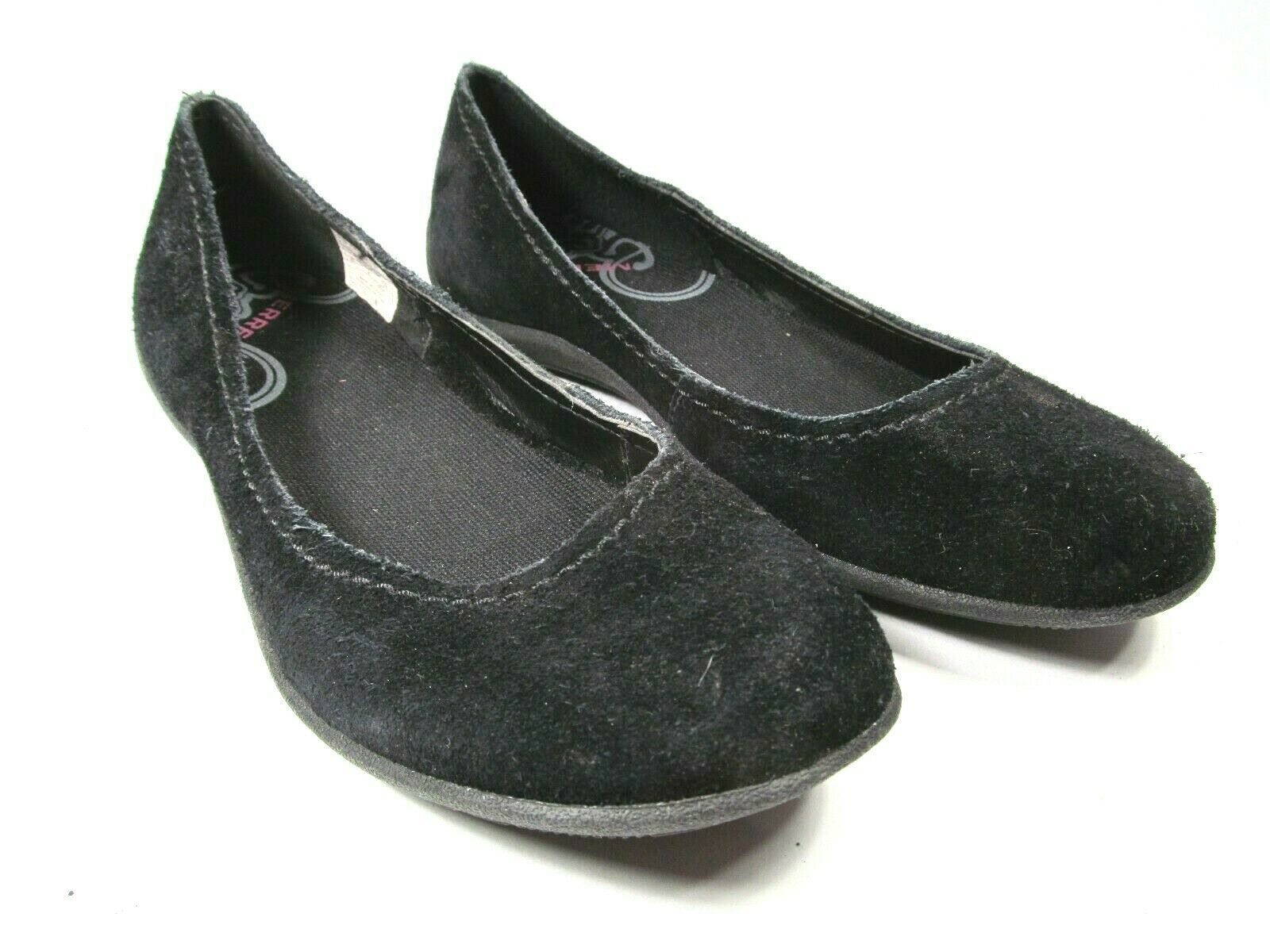 Merrell Avesso Womens Black Slip On Ballet Flats Size US 6.5  EUR 37 - $28.13
