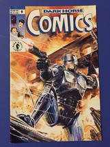 Dark Horse Comics (Apr. 1993) #9 Robocop, Star Wars, James Bond - $2.00