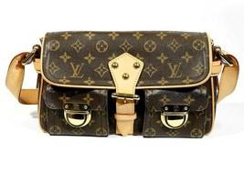 Louis Vuitton Hudson Monogram Shoulder Bag - Excellent  - $891.00
