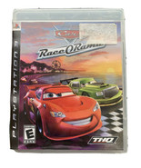 Cars Race-O-Rama Sony PlayStation 3 PS3 Disney Pixar Tested No Book - $17.81
