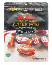 Sun Dried Organic Deglet Noor Pitted Dates 5 Oz Pouches - 24 Pack - $85.43