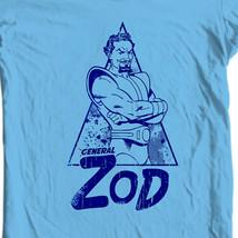 General Zod T-shirt retro Classic Superman Super Friends DC comics tee SM1955 image 1