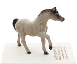 Hagen-Renaker Miniature Ceramic Horse Figurine Tiny Gray Mare image 4