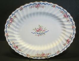 "Vintage ROYAL DOULTON THE BEVERLEY 12.5"" X 10"" Serving Platter Dish  - $39.55"