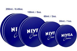 NIVEA Moisturizing Cream for Body, Hand and Face Original German Skin Creme - $4.01+