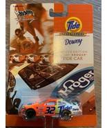 2001 Rare Kroger Nascar Hot Wheels Racing Limited Edition Kroger Tide Do... - $1.49