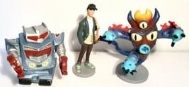 Disney Pixar SPARKS FIGURINE Cake TOPPER TOY STORY & Big Hero 6 Fred Tad... - $5.99