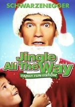Jingle All the Way (DVD, 2007, Family Fun Edition) - €8,67 EUR