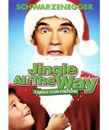 Jingle All the Way (DVD, 2007, Family Fun Edition) - $9.95