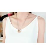 Titanium steel couple necklace, pendant, fashion pendant... - $43.00