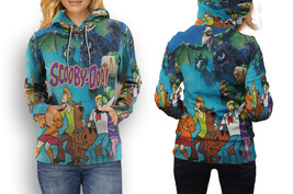 Scooby Doo Monster Mistery Hoodie Woman - $41.99+
