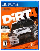 DiRT 4 - Day One Edition - PlayStation 4 NEW - $59.39