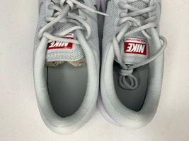 NIB SIZE 15 MEN Nike Air Max Advantage Running Shoes Platinum White Trainer NEW  image 4