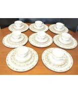 Eight Place Settings Royal Doulton China - Mandalay Pattern - $261.24