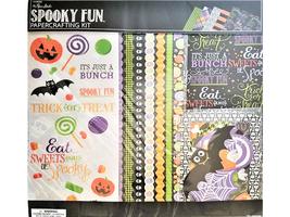 Paper Studios Spooky Fun Papercrafting Kit - Halloween