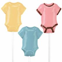 Wilton Baby T Candy Melts Lolli Lollipop Mold Shower Party Supplies - $6.57