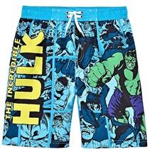 Hulk Marvel Avengers UPF50 + Costume da Bagno Pantaloncini Nuoto Shorts ... - $16.76